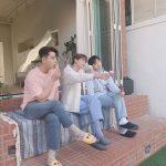 "2PMニックン&ジュノ&チャンソン、ほのぼのとした日常公開…""天気が良くて"""