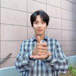 """CNBLUEジョン・ヨンファ、「おかげチャレンジ」に参加…""""多くの心が集まって穏やかな生活を取り戻すことができるように"""""""