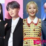 "IU&SUGA(BTS)-赤頬思春期(BOL4)&ベクヒョン(EXO)、チャートを平定した""甘い""デュエット"