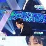 「音楽中心」キム・ウソク(UP10TION)、致命的な退廃美で舞台掌握…ソロデビュー成功的!