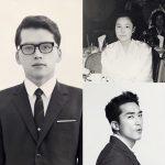 """俳優ソン・スンホン、""""若かりし日の両親""""を写真で公開"""