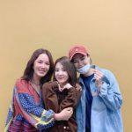 DARA(元2NE1)、オム・ジョンファ&イ・ハニの応援に「幸せ!」