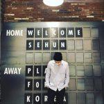 """「EXO」SEHUN(セフン)、バスケでスポーティーな魅力披露…""""素晴らしい比率"""""""