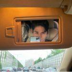<トレンドブログ>「ZE:A」出身キム・ドンジュン、移動中でも
