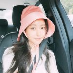"""女優オ・ヨンソ、ピンクの帽子で見せた可愛さ…""""人形だ、人だ"""""""