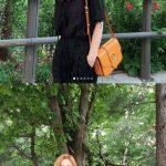 女優パク・ソダム、緑の木々をバックにゆとりある近況を報告…さらに美しさをアップグレード