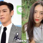 「BIGBANG」T.O.P側、女優キム・ガビンとの熱愛疑惑に「私生活のことなので確認不可」