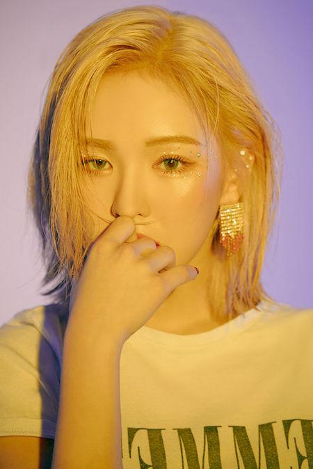 ウェンディ(Red Velvet)、「ザ・キング」OST参加...ジコと甘いデュエット「私の一日は、あなたでいっぱい」