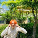 ハ・ソンウン、キュートさ溢れるオレンジ王子の誕生