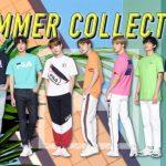 FILA、BTS(防弾少年団)着用モデル「Summer Collection」発売!!