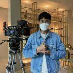 """<トレンドブログ>俳優チョン・ウソン、""""おかげさまでチャレンジ""""に賛同。国際看護師の日を迎え、医療陣に感謝!"""