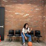 パク・シネ、バスケットボールを楽しむ日常を公開「ダンクシュート!1回でもできたら…」