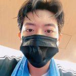 CNBLUEイ・ジョンシン、額に光る汗…たくましさが視線を奪う