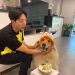 "CNBLUEイ・ジョンシン、愛犬のために誕生日パーティー…""シンバを愛したデー"""
