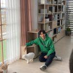 """コン・ユ、猫と共にした穏やかな日常を表現…""""コンニャンケミとはこれをいう"""""""