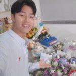 """CNBLUEカン・ミンヒョク、誕生日のお祝いに感謝のあいさつ…""""ヨンファ兄さん!ジョンシン!BOICE 愛してます~"""""""