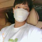 チュウォン、マスクして朝のあいさつ…ドラマ撮影中の近況公開
