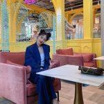<トレンドブログ>女優ハン・イェスル、ツインおだんごヘアーもお似合いな美貌
