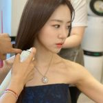 <トレンドブログ>「T-ARA」ハム・ウンジョン、髪のお手入れ中にも眩しい美貌