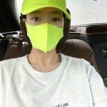 <トレンドブログ>女優キム・ヘス、夏にはハツラツとした蛍光色…視線強奪ネオンカラーファッション