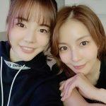 """<トレンドブログ> BoA、「少女時代」サニーに向かった愛情""""私の愛スンギュちん"""""""