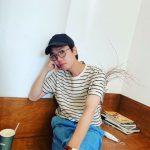 <トレンドブログ>俳優チョン・ギョンホ、カジュアルルックで素敵な彼氏ビジュアル…もしかしてスヨンとデート?