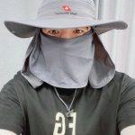 """<トレンドブログ>「SUPER JUNIOR」シンドン、帽子+サングラスで日光完全遮断…""""太陽を避ける方法"""""""