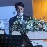 """<トレンドブログ>「BTS(防弾少年団)」JIN、15年来の親友の結婚式の司会…""""ワールドワイド・ハンサム""""の""""ワールドクラス""""な義理"""