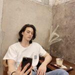 <トレンドブログ>俳優キム・ジフン、長髪ヘアもよく似合う…マンチンナムとはこういうもの!