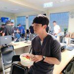 <トレンドブログ>ユン・シユン、撮影中にも食事管理…かわいいミニトマトモクパン