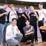 MONSTA X、2PMの「My House」のダンスからバラエティセンスまで多彩な魅力披露…「アイドルラジオ」