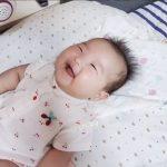 """チェ・ミンファン&ユルヒの娘アリンちゃん、母親そっくりな笑顔…""""とても大きくなった""""(動画あり)"""