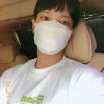 """俳優チュウォン、マスクで隠れても輝くルックス…""""これがまさに彼氏ショット"""""""