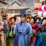 2PMのジュノが朝鮮初の男妓生を艶やかに演じる豪華絢爛エンターテインメント!『色男ホ・セク』2PMジュノ 華麗な舞で美女たちをメロメロに癒す!本編映像解禁