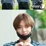 """パク・ジフン(元Wanna One)、出勤時をキャッチ…""""ウインクボーイ""""ぶりで幸せ指数急上昇"""