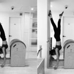 テヨン(少女時代)、逆立ち姿勢を完璧に消化…しっかりした腹筋