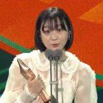 ドラマ「梨泰院クラス」のキム・ダミ、TV部門 女性新人演技賞を受賞=「第56回 百想芸術大賞」