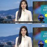 「TWICE」ダヒョン、1日気象キャスターとしてニュース番組にサプライズ登場