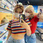 【トピック】ジョイ(Red Velvet)&イェリン(GFRIEND)、爽やかさ爆発の愛らしい2ショット公開
