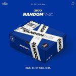 ジコ(ZICO)、7月1日にアルバム「RANDOM BOX」でカムバック…「Any Song」シンドロームもう一度