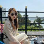 <トレンドブログ>「少女時代」テヨン、余裕ある週末の日常…サングラスでも隠せない清純美