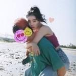 ソンミ(元Wonder Girls)、男の背中に背負われた姿公開…この男性は誰?
