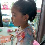 女優イ・ユンジ、娘ラニの頭のかたちを羨ましく思う母親に