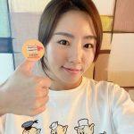 イ・サンファ、夫KangNamへの愛…「幸せにしてくれてありがとう」