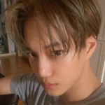 KAI(EXO)、濡れ髪&強烈なまなざし姿を公開…10代のような精彩を放つビジュアル