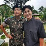 俳優リュ・シウォン、ドラマ「霊魂修繕工」に友情出演 「特別な癒し、復帰が楽しみ」