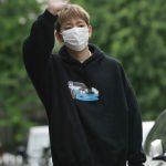 「PHOTO@ソウル」歌手ジコ(ZICO)、「ユ・ヒヨルのスケッチブック」 収録のため放送局を訪れる