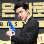 SEHUN(EXO)、映画「海賊2」でスクリーンデビューか
