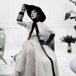 """DARA(元2NE1)、セルカに収まりきらない完璧な美貌…""""グッドモーニング"""""""