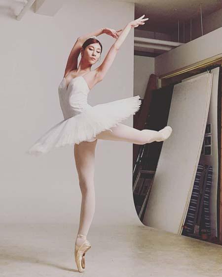 元メジャーリーガーとの熱愛報じられた「天上智喜The Grace」出身ステファニー、米国でバレエ講師として活動へ
